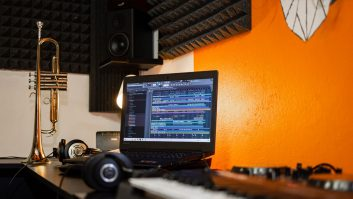 Nahrávací studio Vitart